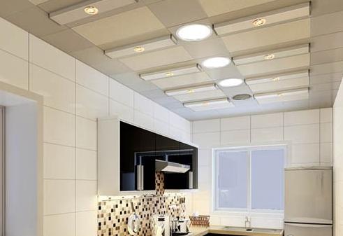 在房屋装修中,也常用于厨房和卫生间.